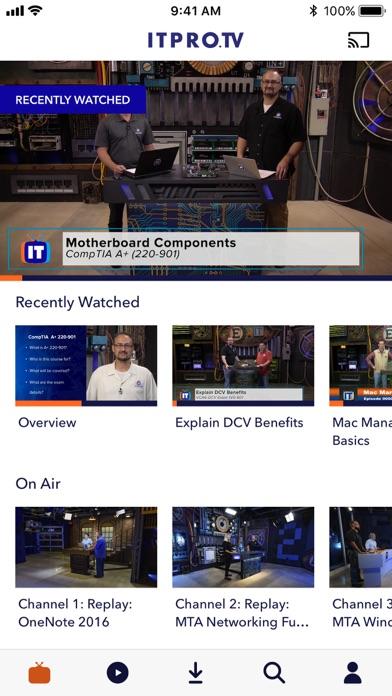 ITPro.TV screenshot one