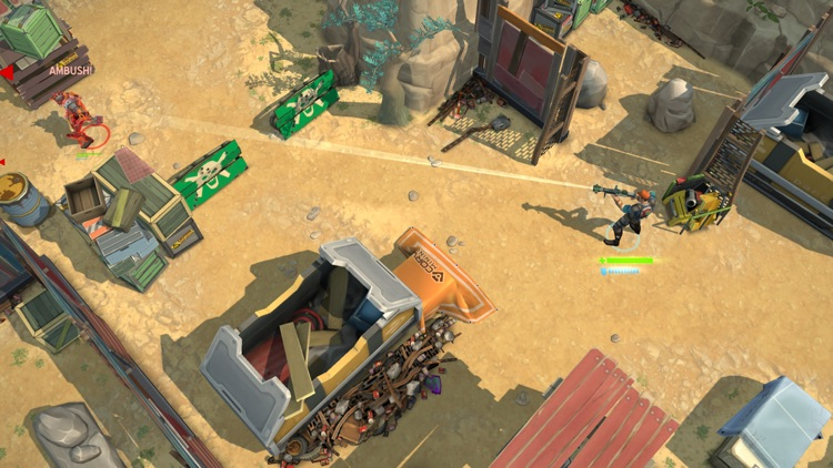 Space Marshals 2 screenshot-4