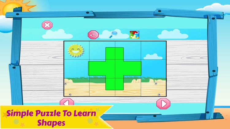Learning Shapes & Colors Games screenshot-4