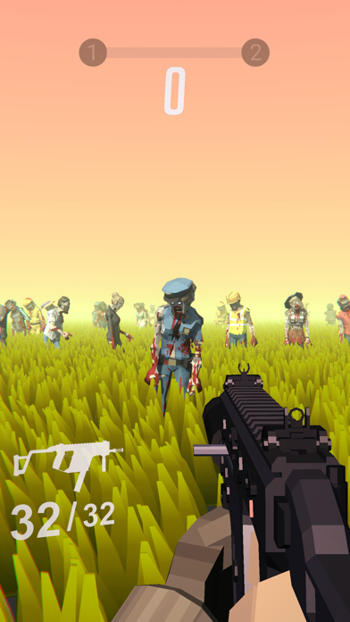 Zombie Royale screenshot 1