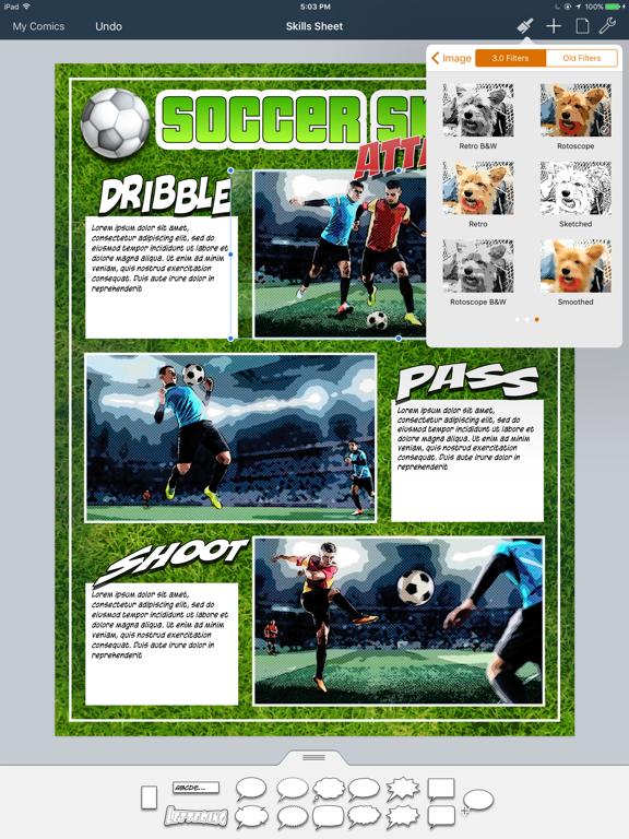 Comic Life 3 Screenshots