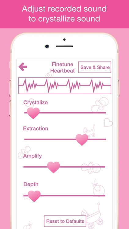 My Baby Heart Rate Recorder