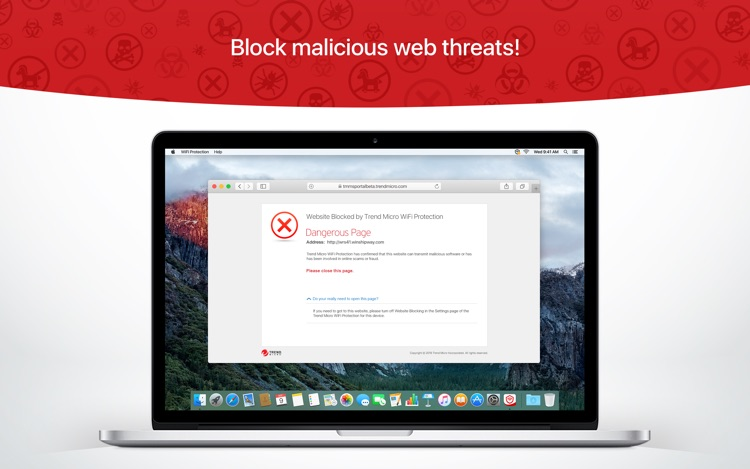 Trend Micro WiFi Protection – (macOS Apps) — AppAgg