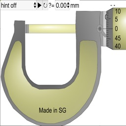 Micrometer Simulator Pro