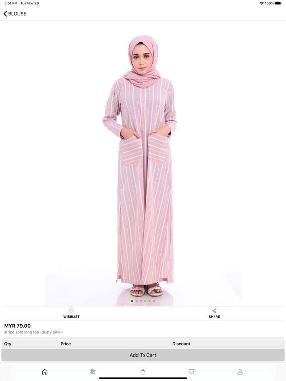 QAYSAA - Modest Fashion screenshot 10