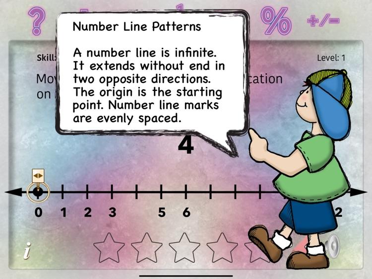 Interactive Number Line
