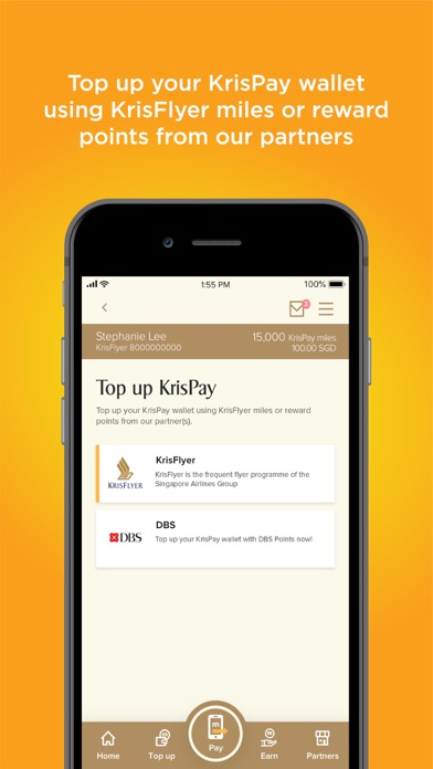 KrisPay SingaporeAir by Singapore Airlines Limited (iOS ...