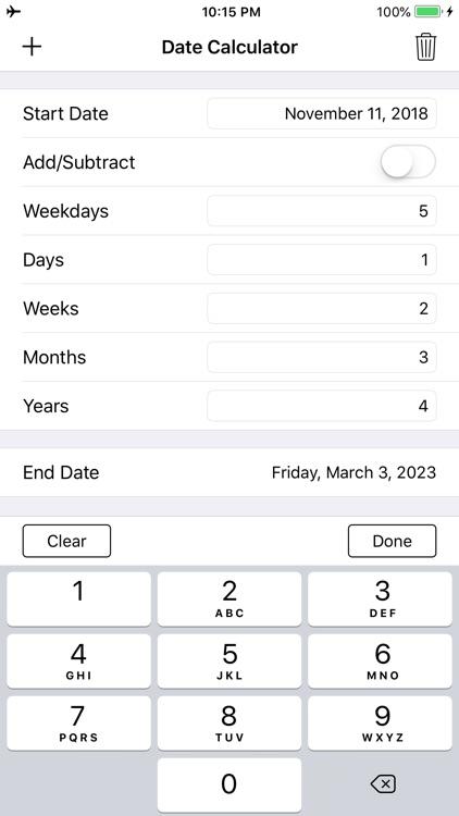 Hours + Minutes Calculator Pro screenshot-3