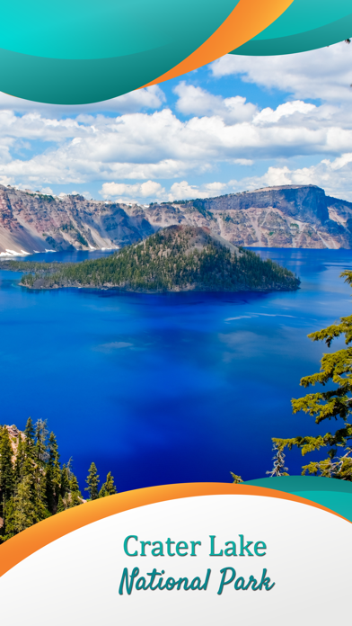 Crater Lake National Park screenshot 1