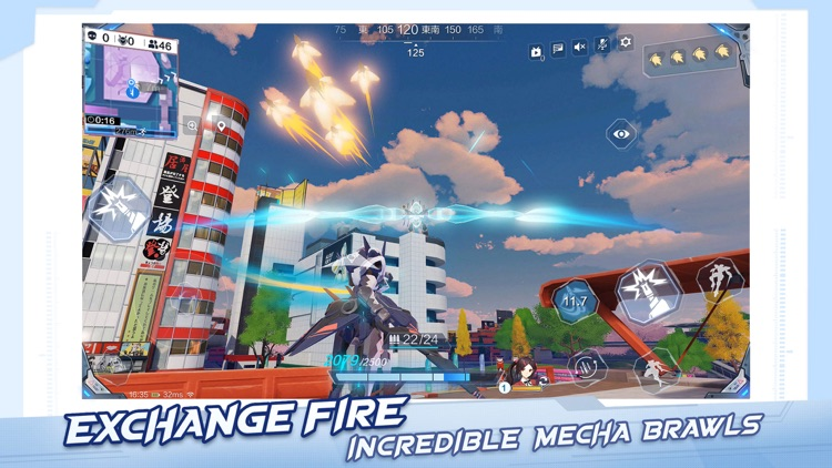 Super Mecha Champions screenshot-1