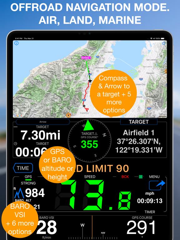 スピードメーター 55 Pro - GPS速度計 ロガー。のおすすめ画像7