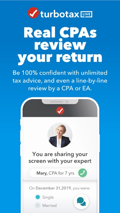 Screenshot for TurboTax Tax Return App in United States App Store