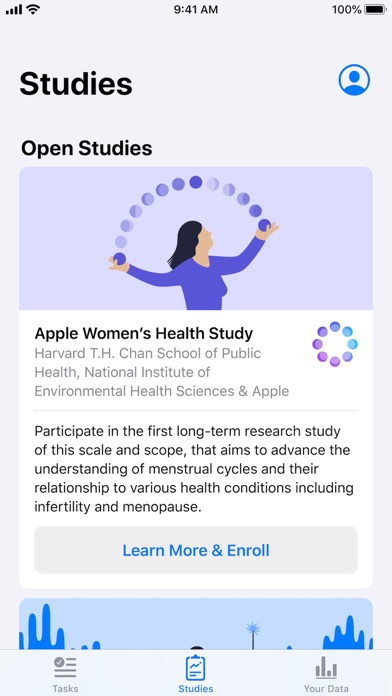 Apple Research Screenshot