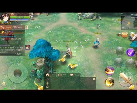 Tales of Wind screenshot 12