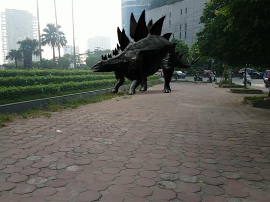 Dinosaur 3D AR screenshot 6