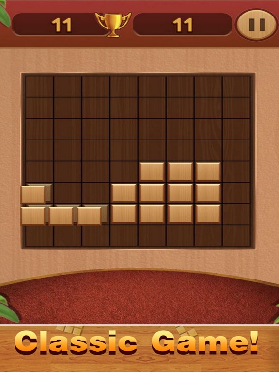 Puzzle World: Wooden Style screenshot 4