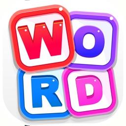 Toon Words Puzzle Uncrossed
