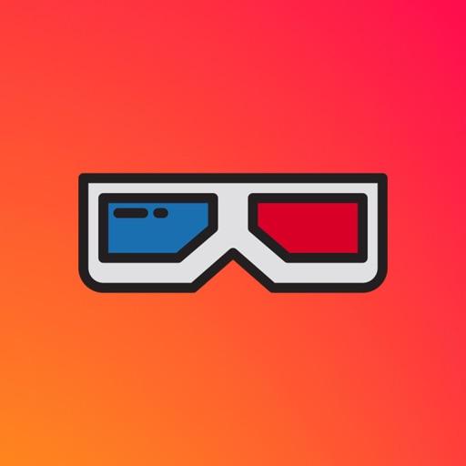 Glitch Video - 3D Glitch Photo