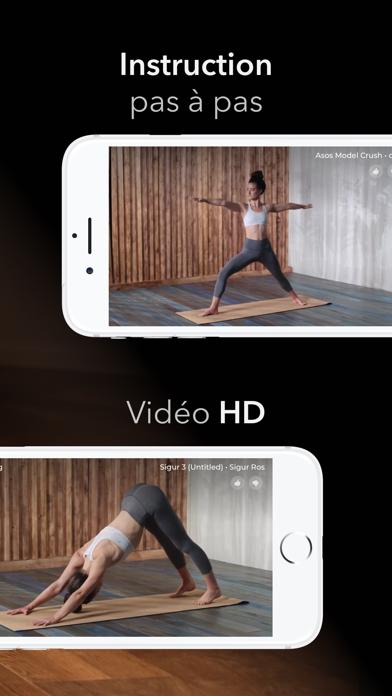 messages.download Yoga pour débutants | Down Dog software