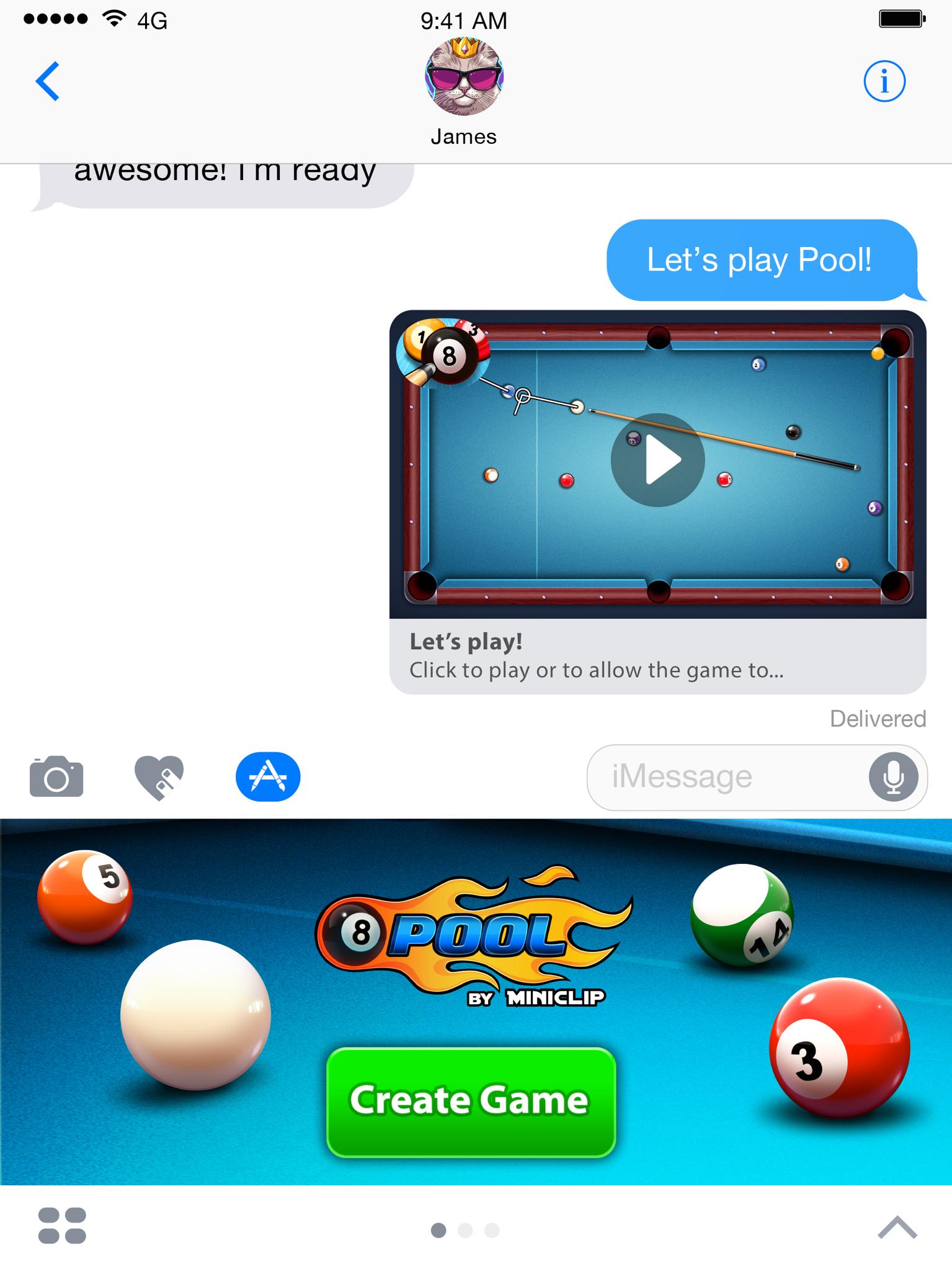 "8 Ball Poolâ""¢ - Revenue & Download estimates - Apple App ... -"