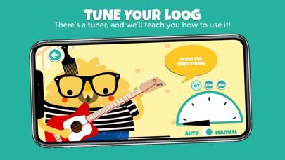 Loog Guitar screenshot one