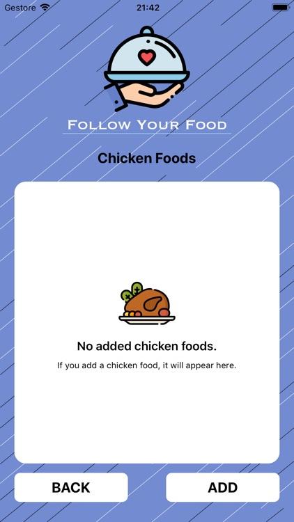 Follow Your Food screenshot-4