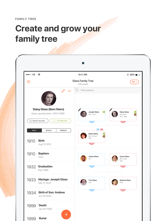 MyHeritage - Family tree | App Price Drops