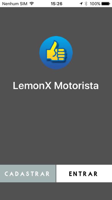 Lemonx Motorista screenshot 1