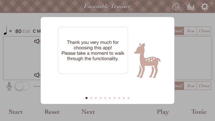 Ensemble Trainer screenshot-4