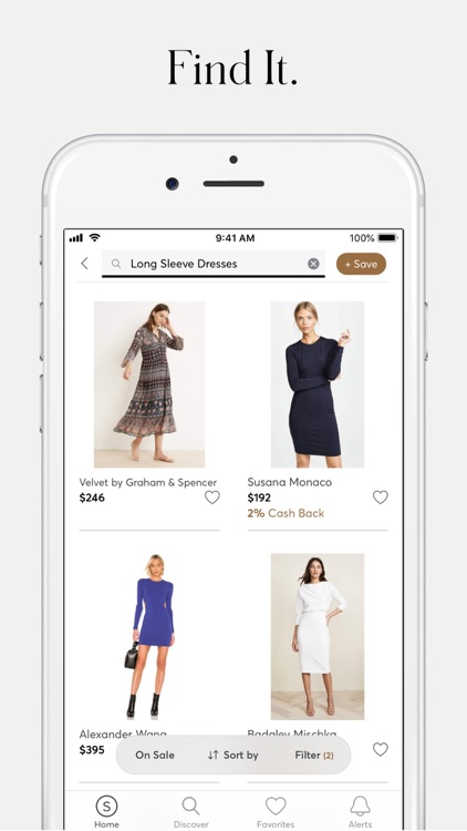 ShopStyle: Fashion & Cash Back screenshot-3
