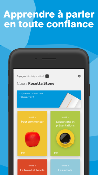 messages.download Rosetta Stone: Cours de langue software