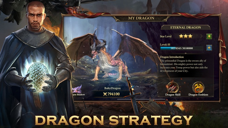 King of Avalon: Dragon Warfare screenshot-4