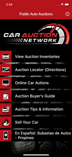 Public Auto Auctions On The App Store