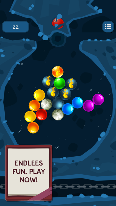 Flip Ball: Hit And Merge Color Screenshot on iOS