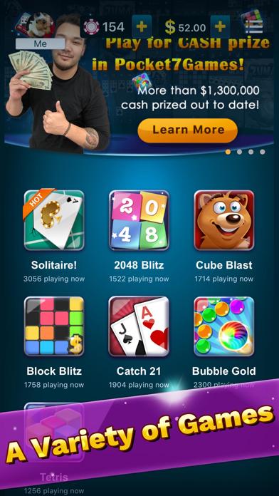 Pocket7Games: Win Cash screenshot 6