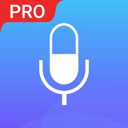 Voice recorder & editor Pro