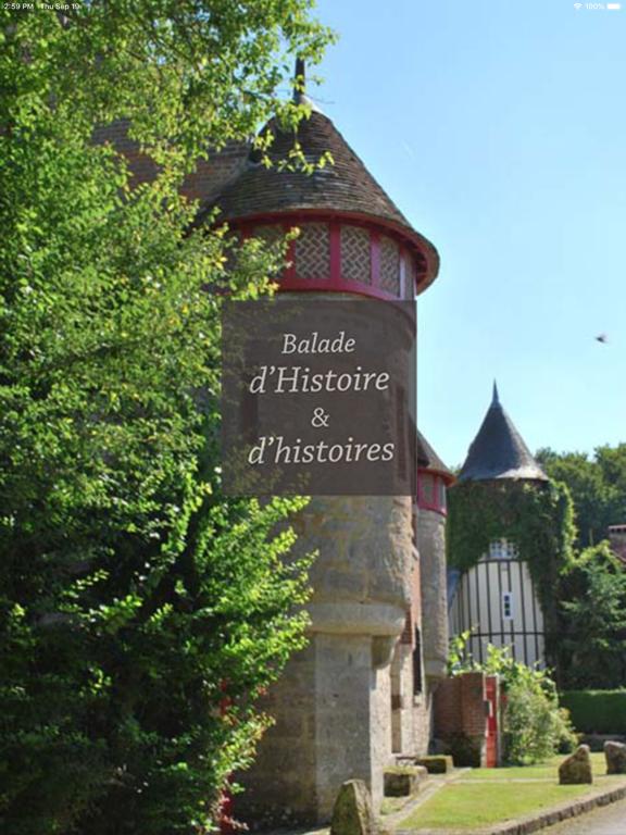 Balade d'Histoire&d'histoires screenshot 6