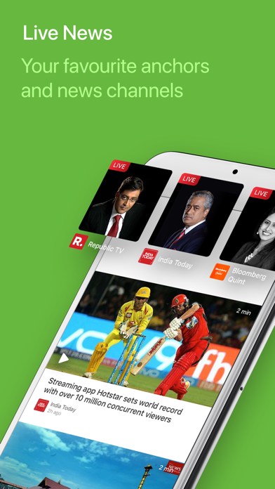 Hotstar App Data, Reviews - Entertainment - Download App Store | 8iApps