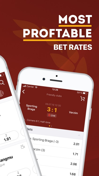 Olimp - Sports betting