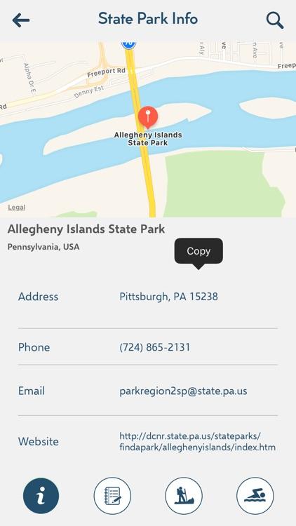 Pennsylvania State Parks - USA