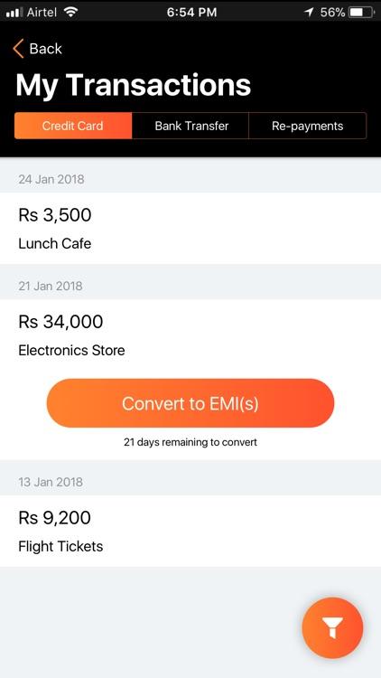 MoneyTap - Loan & Credit Card screenshot-6