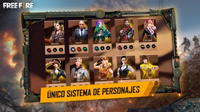 Screenshot for Garena Free Fire in Argentina App Store