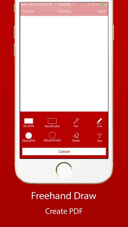 PDF Maker : Converter,Scanner screenshot-3