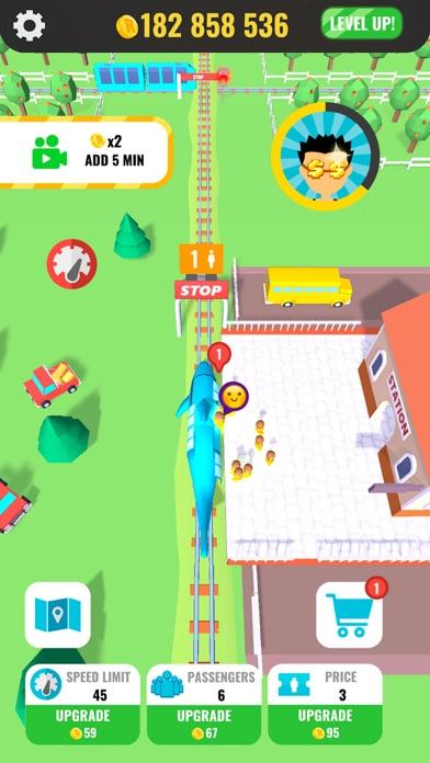 Rail Idle screenshot 2
