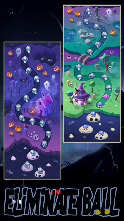 Witch Bubble Shooter 2020 screenshot-6