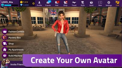 Avakin Life – 3D Virtual World for windows pc