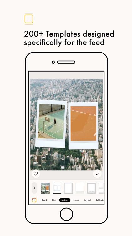 Template | Story + Feed Design screenshot-6