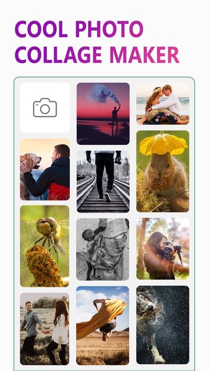 Photo Collage Maker - Mix Pics