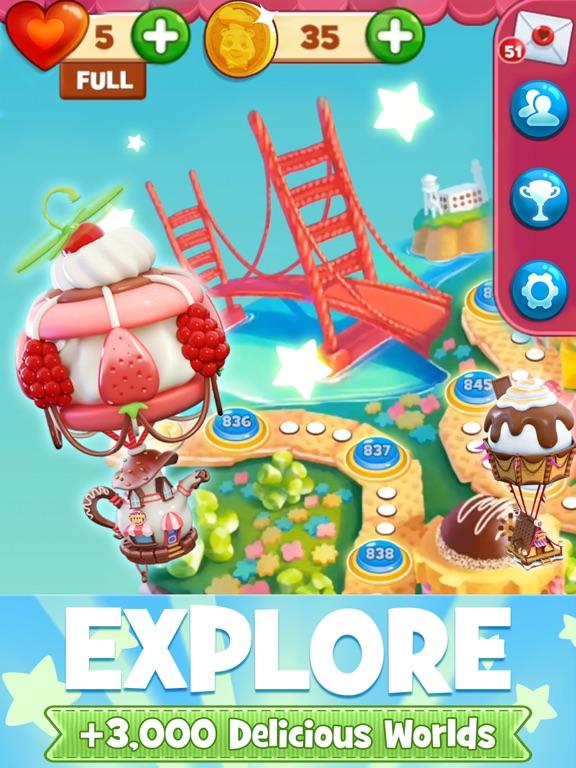 Cookie Jam: Top Match 3 Game - Revenue & Download estimates