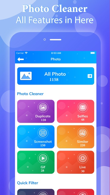Boost Cleaner - Clean Storage